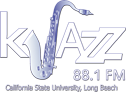 KKJZ 88.1 FM  Long Beach, CA Logo